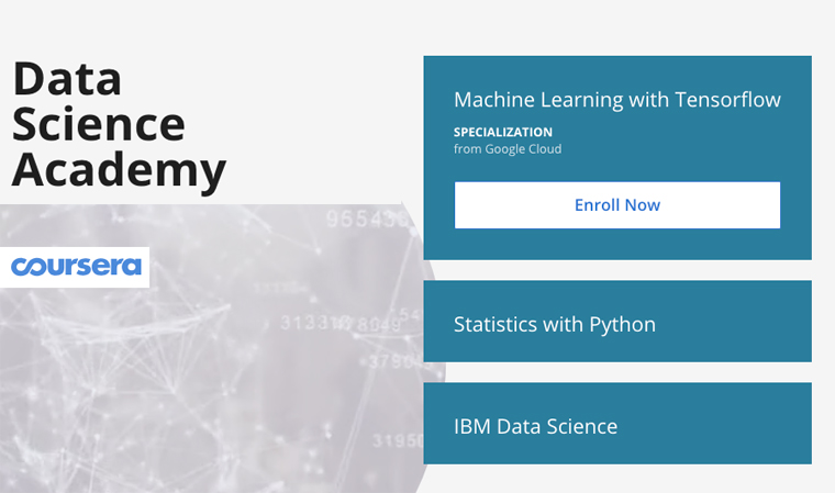 Coursera Opens its Data Science Academy | IBL News