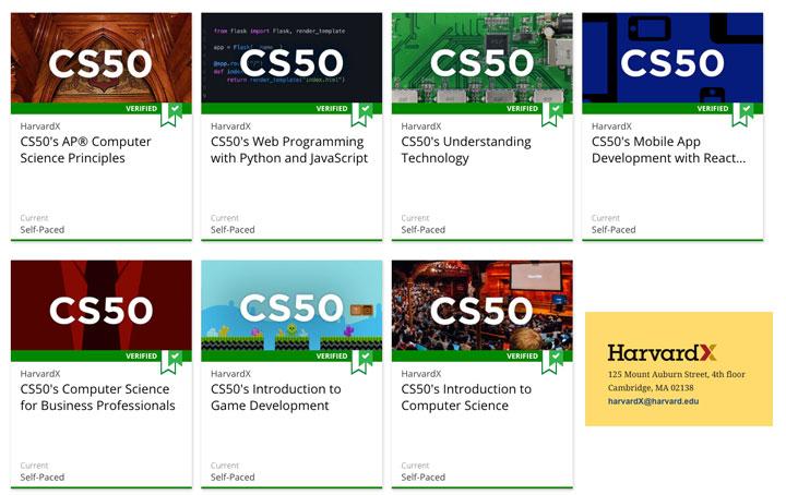 Top 2018 HarvardX Courses: CS, Data Science, Buddhism, Pyramids and