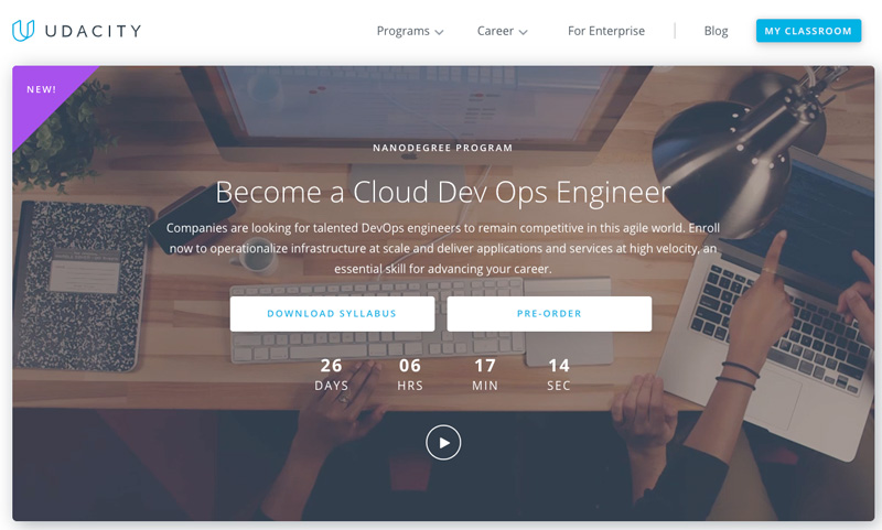 Udacity Offers Two Programs to Train Cloud Engineers on AWS