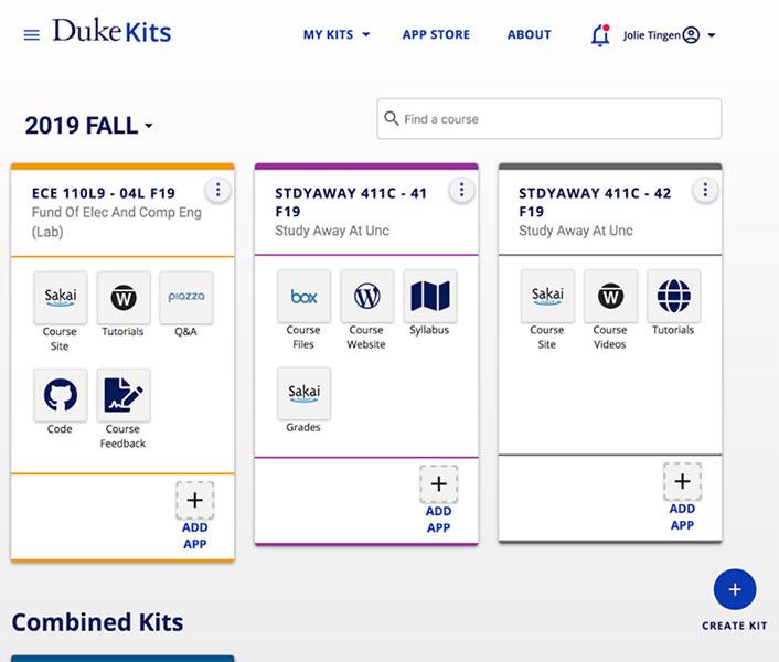 Duke University presenta una herramienta de código abierto como alternativa a un LMS monolítico