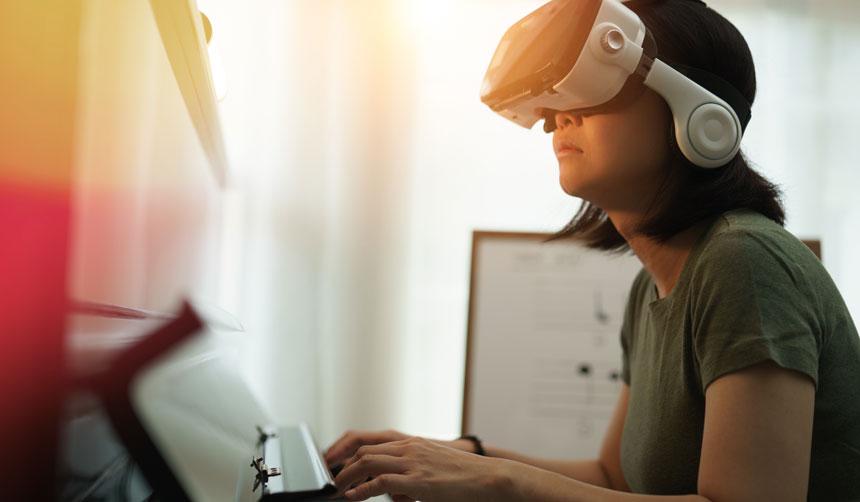 Bank of America usa visores de realidad virtual en los programas de instrucción de los empleados