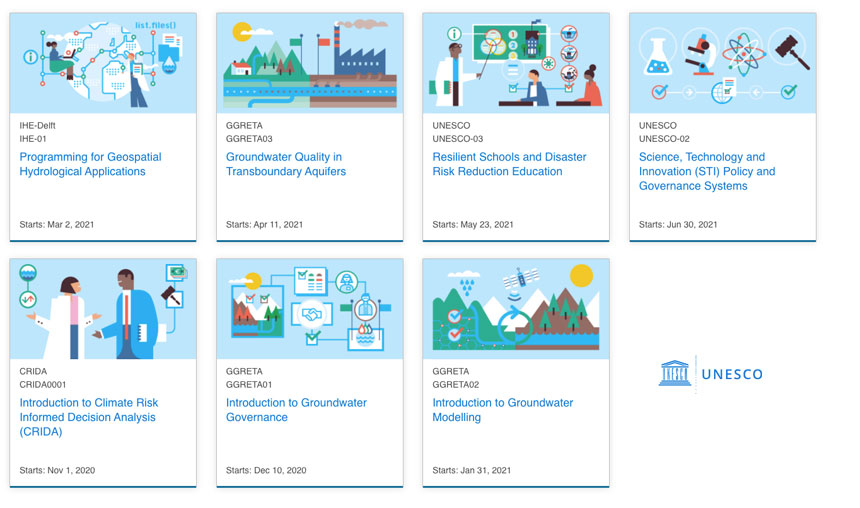 La UNESCO lanza su plataforma de aprendizaje abierta basada en edX