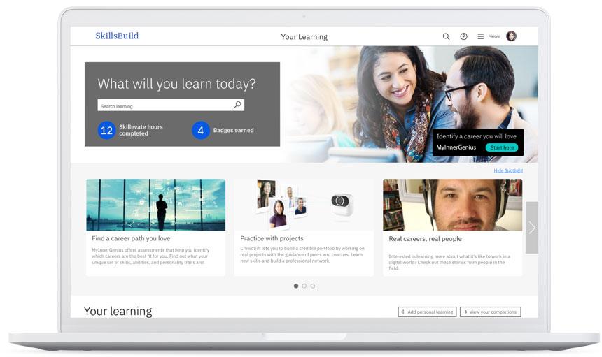 IBM lanza un programa global para mejorar las habilidades y la empleabilidad de miles