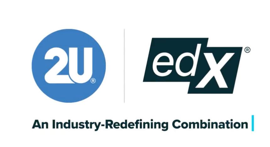 Wall Street recibe la compra de edX por parte de 2U con ganancias modestas