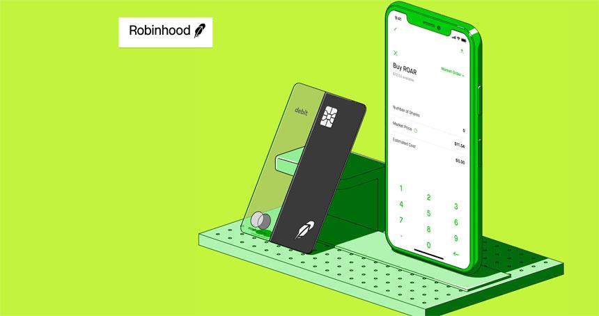 La aplicación comercial Robinhood presenta su oferta pública inicial, con el objetivo de una valoración de $ 40 mil millones