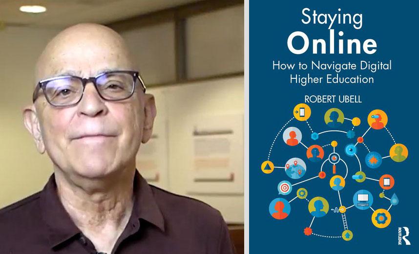 """""""Con las OPM, las universidades pierden su futuro"""", explica Robert Ubell en su último libro"""