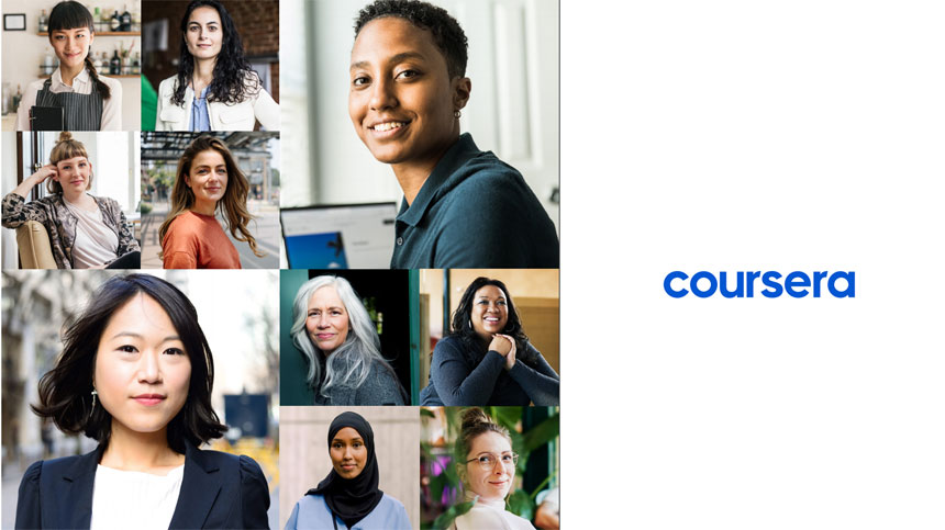 La mayoría de los nuevos estudiantes en línea son mujeres, según el informe de Coursera