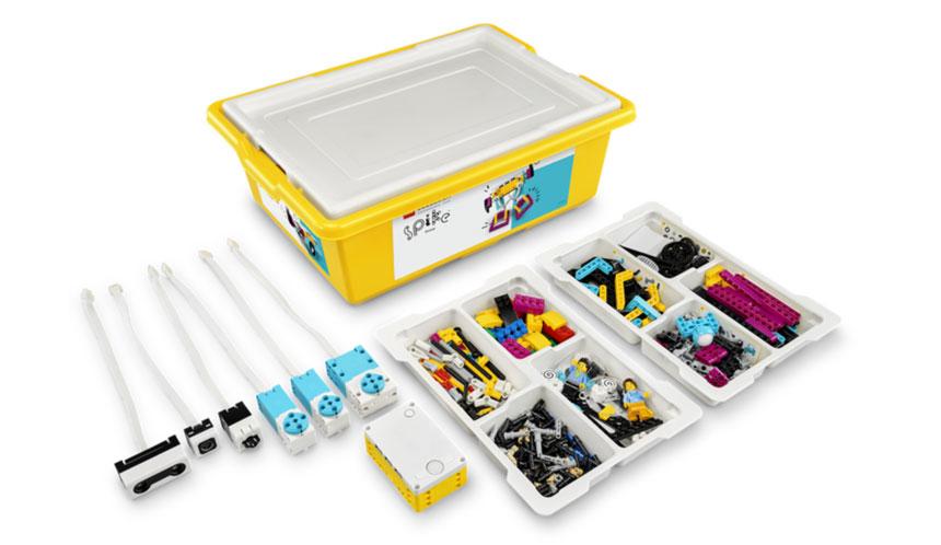 LEGO Education lanza un juego práctico y lúdico para estudiantes de primaria