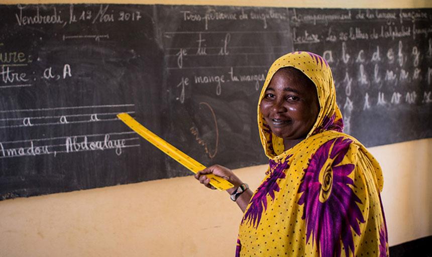 Casi 800 millones de jóvenes no tienen las habilidades básicas de alfabetización, dice la UNESCO