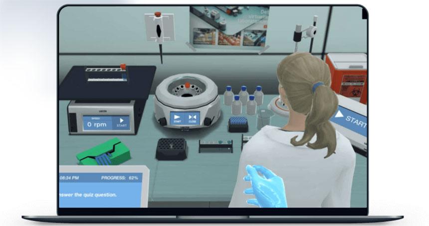 Labster adquiere UbiSim, una plataforma de formación virtual líder en Suiza para enfermería
